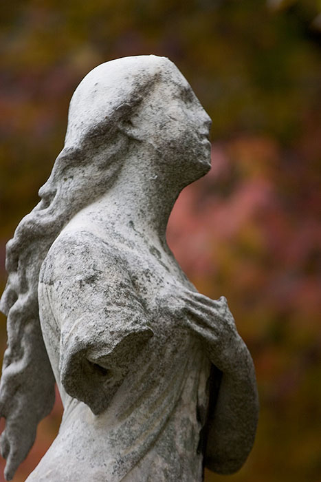 Fair Angeline, Bellefontaine Cemetery, Saint Louis, MO //