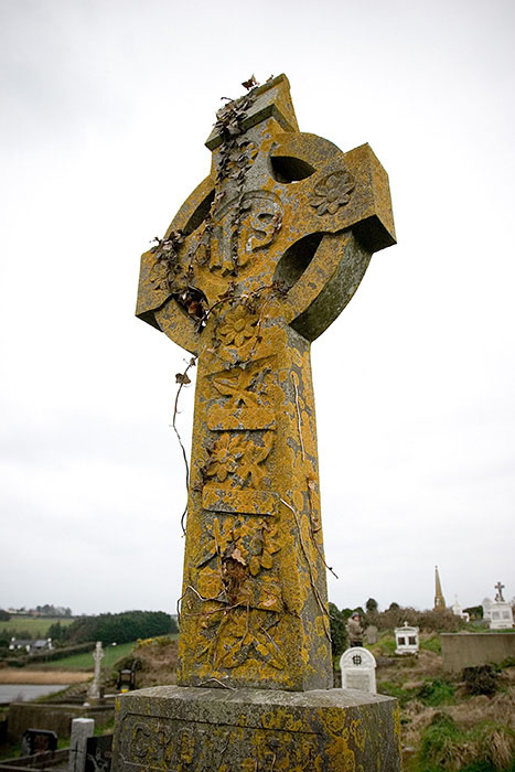 Glorious (Celtic Cross), Rosscarbery, County Cork, Ireland //