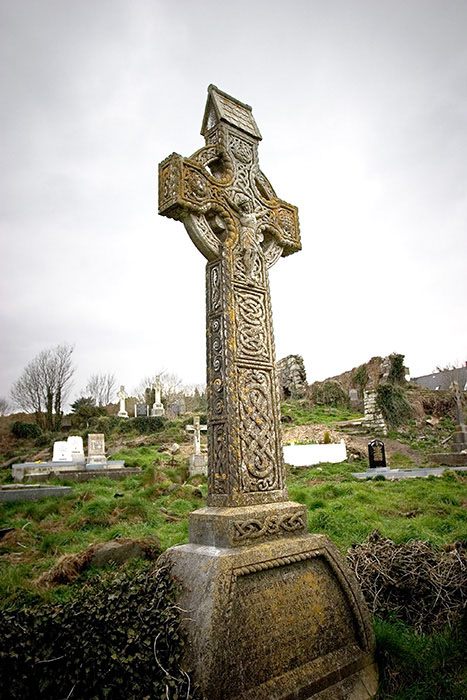 Forgiveness (Celtic Cross), Rosscarbery, Country Cork, Ireland //