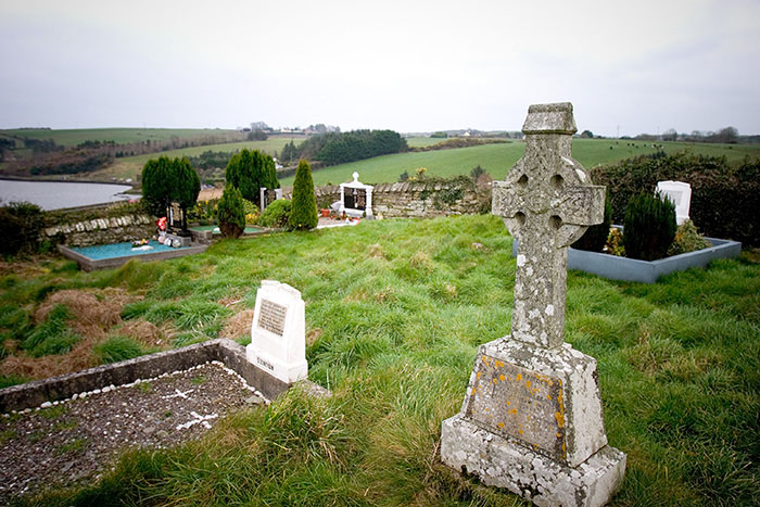 Celtic Cross, Rosscarbery, County Cork, Ireland //