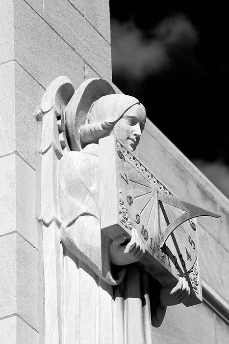 Time Keeper, Saint Louis University Hospital, Saint Louis, MO //