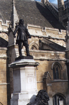 Oliver Cromwell //