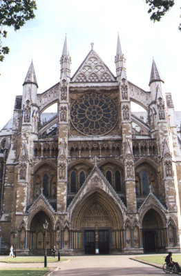 Westminster Abbey One //