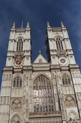 Westminster Abbey Three //