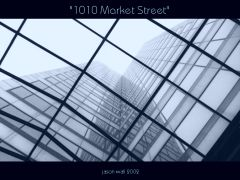 1010 Market Street does the Blues